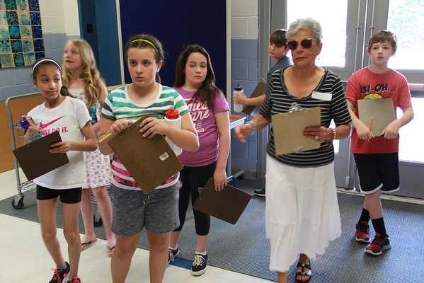 Pollard 5th Grade Historical Walking Tour of Plaistow