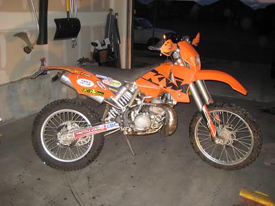 2003 KTM 200exc