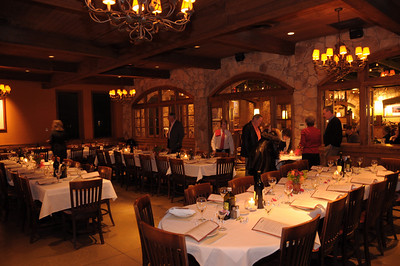 Kathryn Nelson Valentine Dinner 2010
