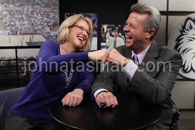 CPTV On Air Talent: Bob Picozzi & Megan Culmo - November 4, 2011