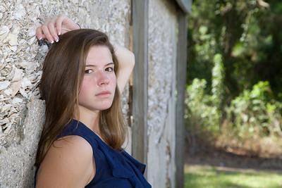 Taylor's Senior Portrait