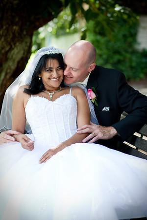Merryl and Rowan ~ Wedding