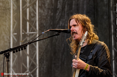 Opeth @ Tons Of Rock Festival 2018.