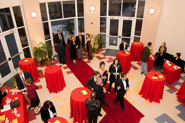 College of Santa Fe Red Carpet Gala  - March 5, 2006