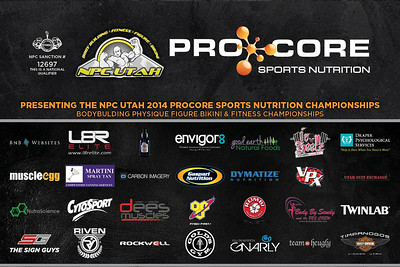 NPC UTAH 2014 Procore Sports Nutrition Championships