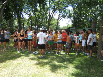 2009 River Run Camp
