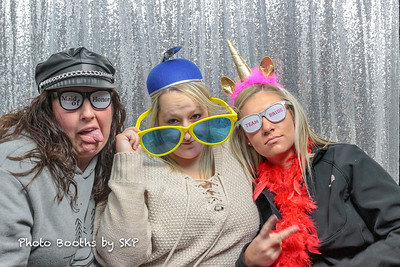 Always and Forever Bridal Show Photo Booth Images