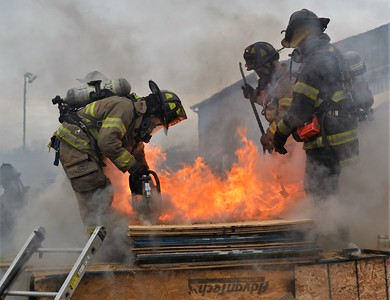 "Training - Eckert Fire Tactics ""Takin' It To The Streets"", Greece, NY - 3/28/21"