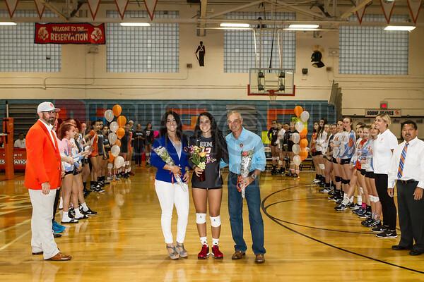 Varsity Volleyball #12 - 2017