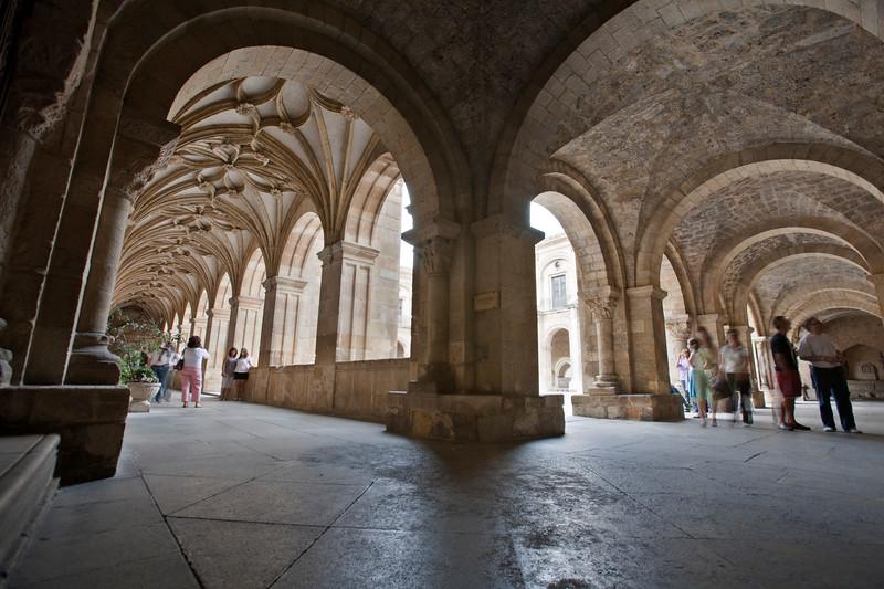 Coister of San Isidoro basilica, town of Leon, autonomous community of Castilla y Leon, northern Spain