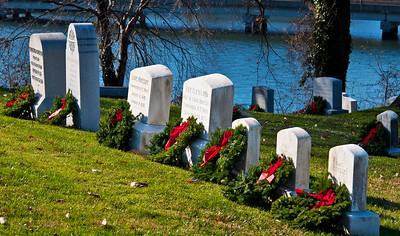 U.S. Naval Academy Cemetery 12-7-18