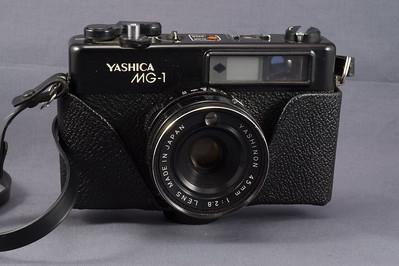 Yashica MG-1, 1979