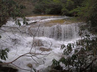 2008-12-20 Upper Dunbar Creek (Glade Run)