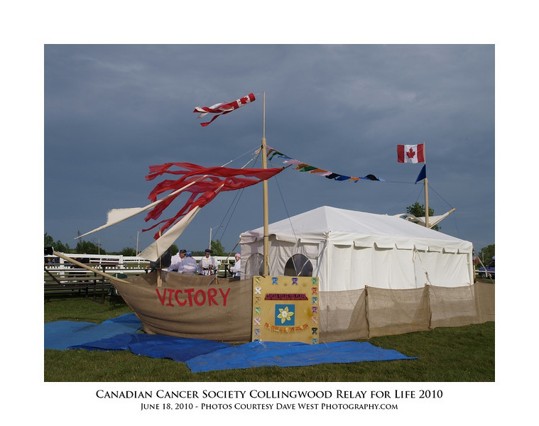 Canadian Cancer Society Relay for Life Collingwood 2010  2.jpg