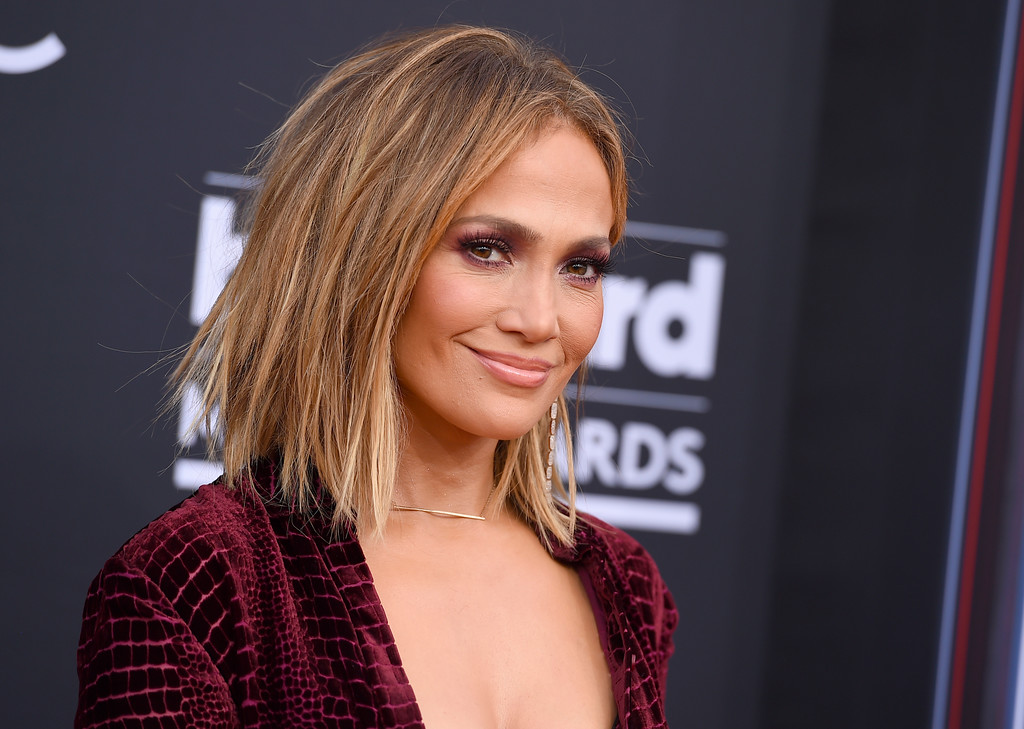. Jennifer Lopez arrives at the Billboard Music Awards at the MGM Grand Garden Arena on Sunday, May 20, 2018, in Las Vegas. (Photo by Jordan Strauss/Invision/AP)