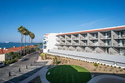 Loews Coronado Bay Resort 8.11.2017