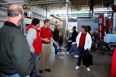 2008 PFW Center for Automotive Research & Intelligent Transportation