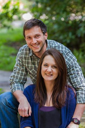 Devon & Amy's Pre-shoot