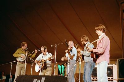 Fiddle Tunes Festival - 1981