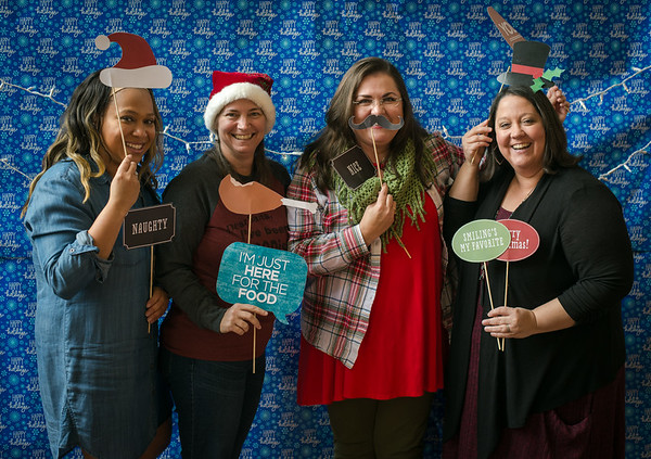 Faculty and Staff Holiday Luncheon 2017