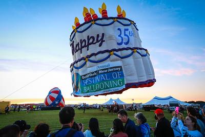 Progressive - NJ Festival of Ballooning