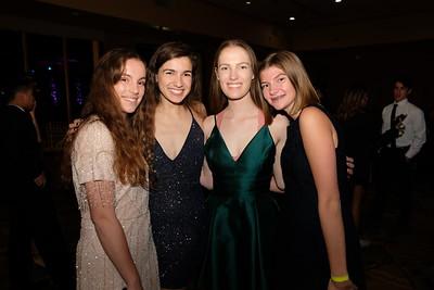SMHS Makes 'Golden Memories' at Winter Formal