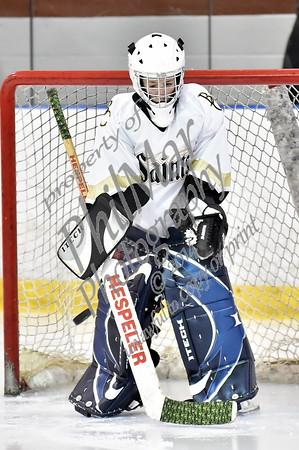 MS - Berks Catholic Black vs Berks Catholic Gold Ice Hockey 2014 - 2105