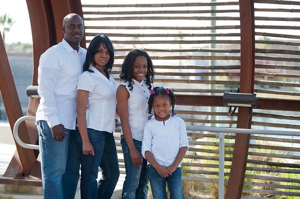 Peel Family 3-5-2012