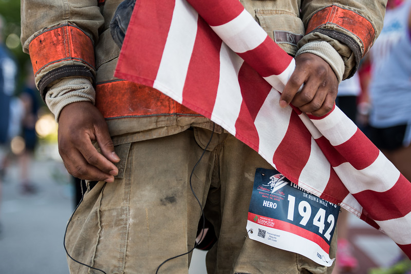 Tunnel to Towers race Photo by Columbia SC photographer Sean Rayford