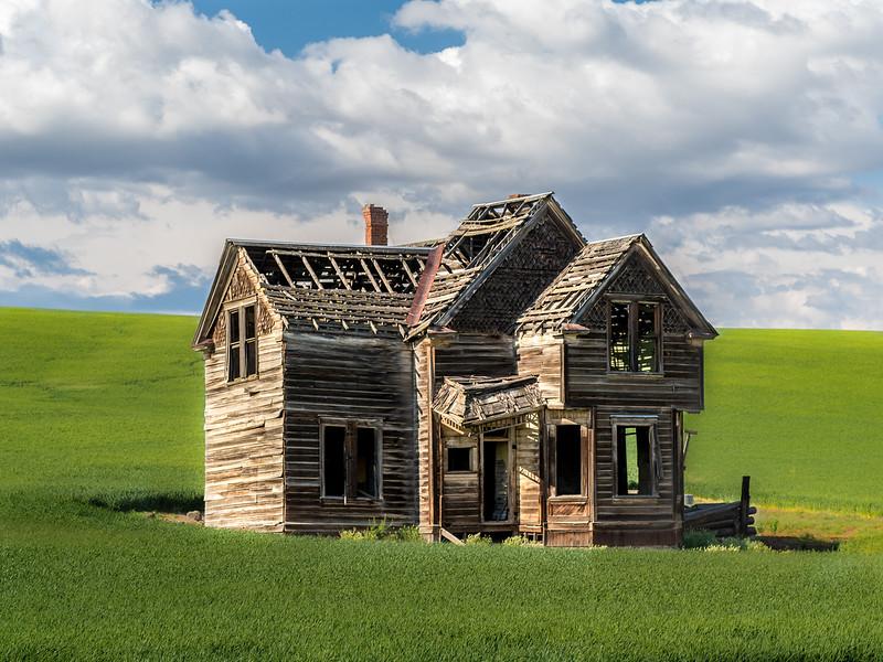 The Nelson Homestead (gone forever)