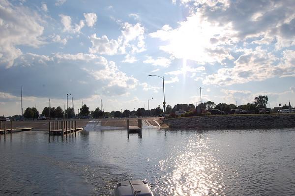 Walleye Fishing In Thunder Bay, Lake Huron