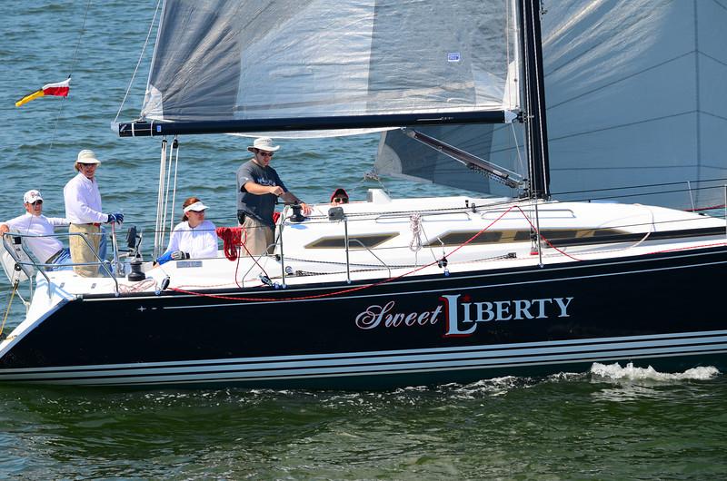 Sweet Liberty - Tom Lakin