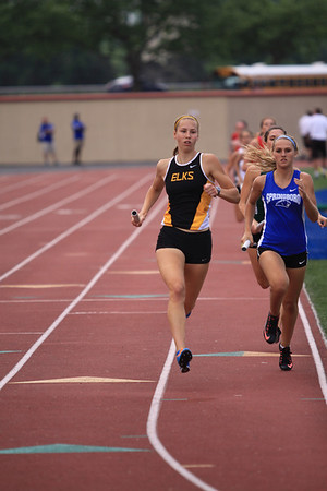 2014-05-28 OHSAA Regional Track and Field Tournament - Wednesday - Girls