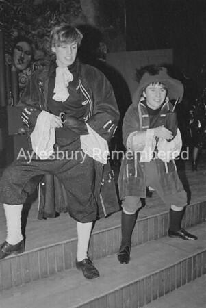 'Dazzle' play at Grange School, Dec 1981