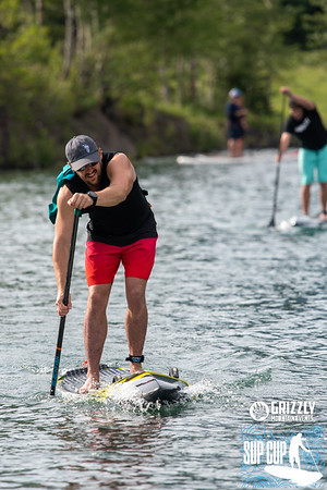 2019 Grizzly KCPO Paddle Board Race 2nd Lap
