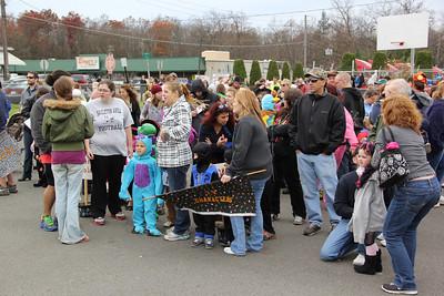 Halloween Parade, McAdoo (10-28-2012)