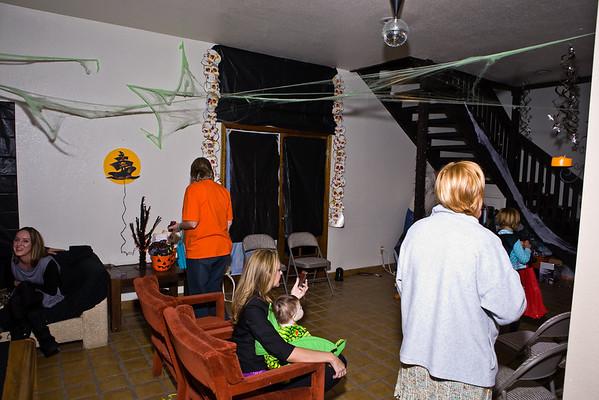 2009 Chloe Halloween Party - 6th Annual