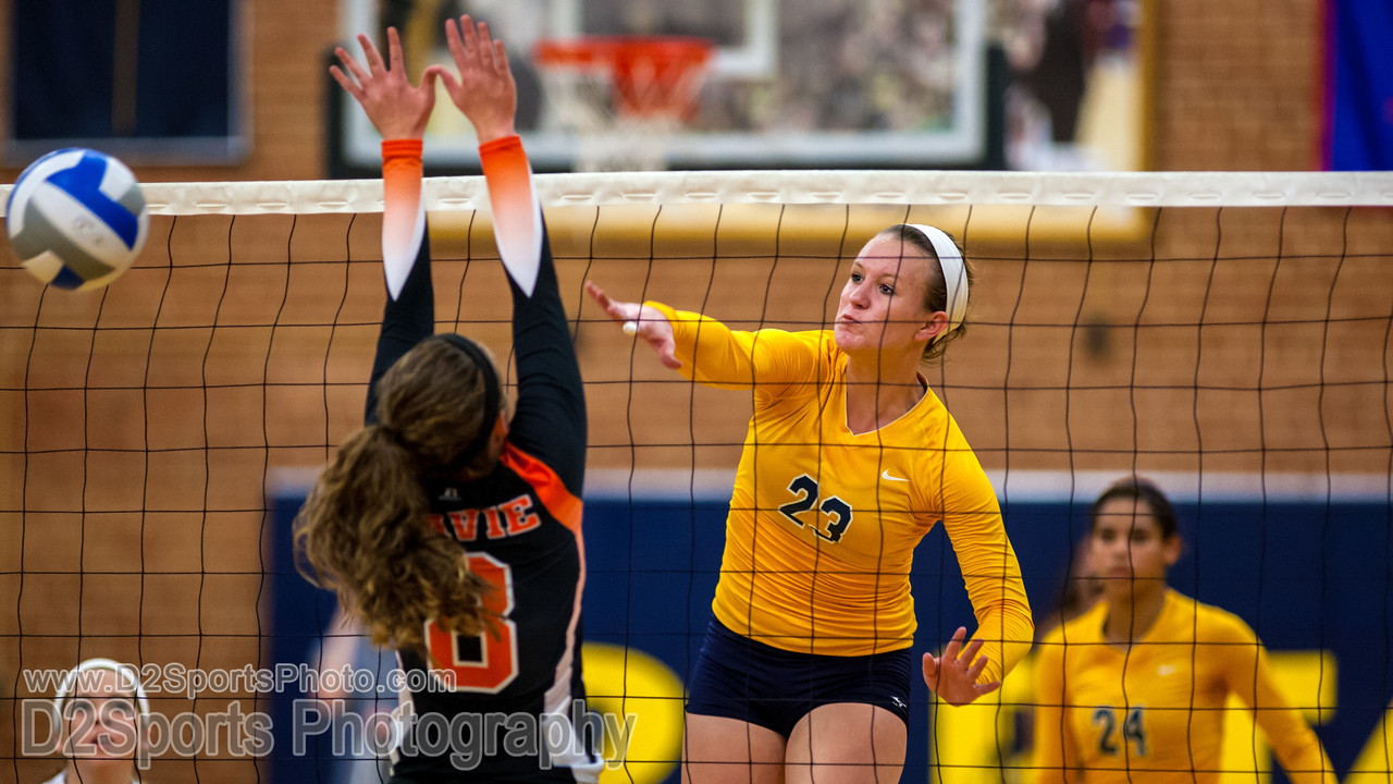 Mt Tabor Spartans vs Davie County War Eagles Varsity Volleyball
