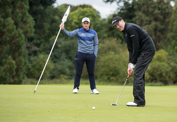 Bank of Ireland Golf Day with Paul Dunne at Carton House