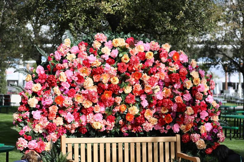Flower Garden Bench.JPG