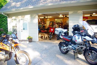 Dads 60th Birthday Ride