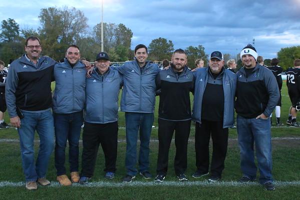 United Football Seniors - 10/21/16