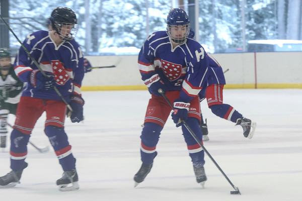 Boys' JV Hockey vs. Cardigan   January 18