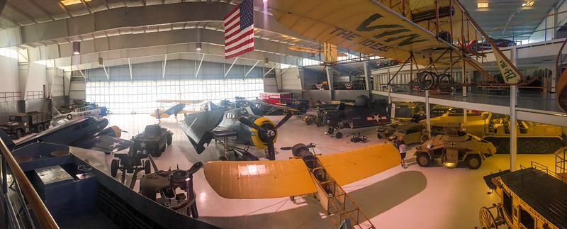 The Collings Foundation Airplanes