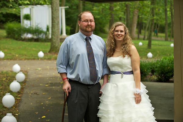 Brian and Kim Wedding