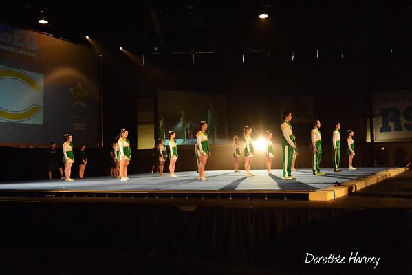 Cheerleaders Condors de Beauce