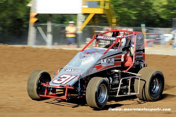 Lincoln Park Speedway 14 July 2016