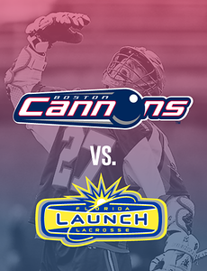 Launch @ Cannons (7/29/17)