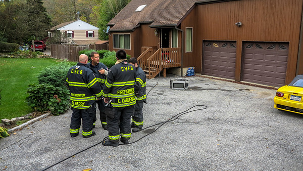 10-11-17 Kitchen Fire, Sprout Brook Road, Photos By Bob Rimm
