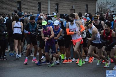 Half Marathon - Start